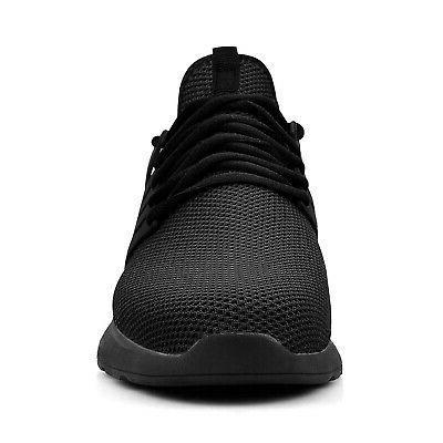 QANSI Mens Tennis Running Shoes 9.5 M