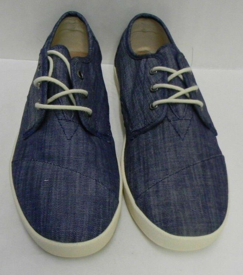 Toms Sneakers Paseo Canvas Choose in Box