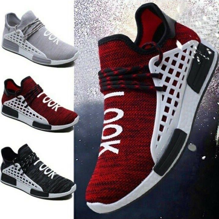 mens sports shoes sneakers breathable casual athletic