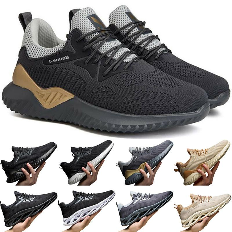 mens trainers running gym fitness shoes mesh
