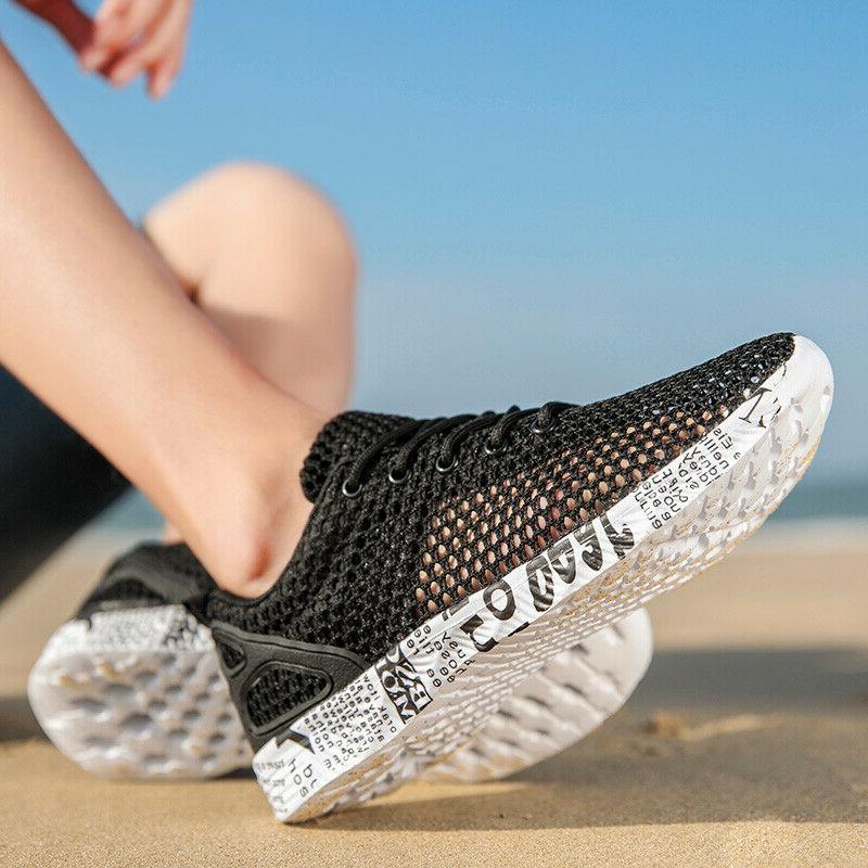 Men's Water Shoes Casual Running Walking