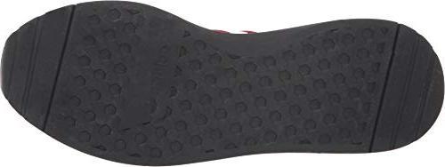 adidas Men's N-5923 Sneaker Shoe, Collegiate Burgundy/White/Black, 9.5