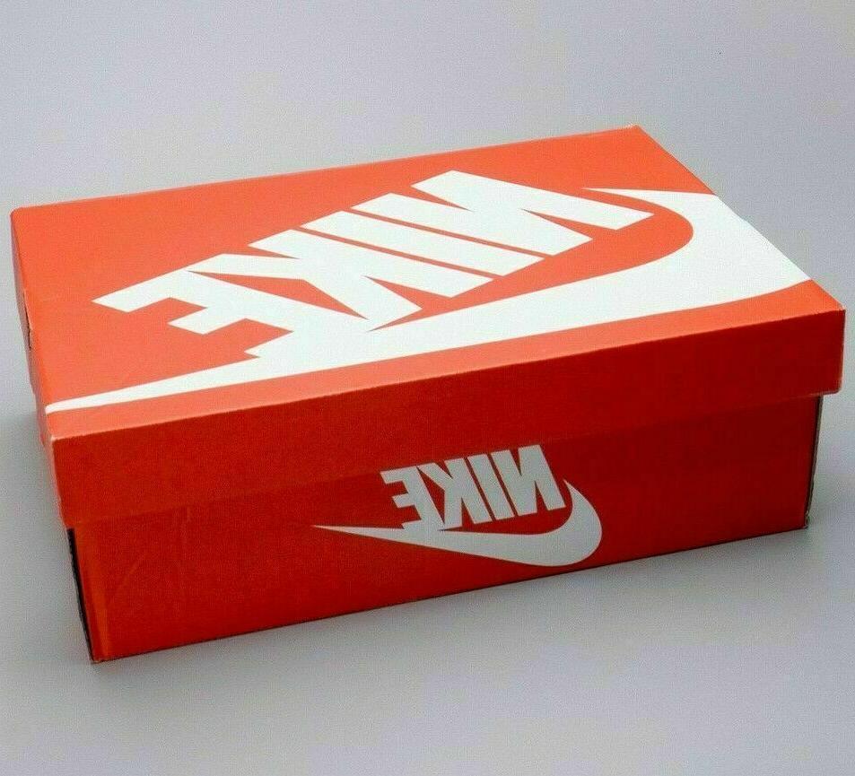 New NIKE Air LTD Leather athletic sneakers 687977 triple black