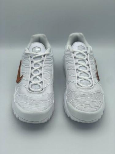 New Plus Size 10.5 CJ9696-100 Triple Swoosh