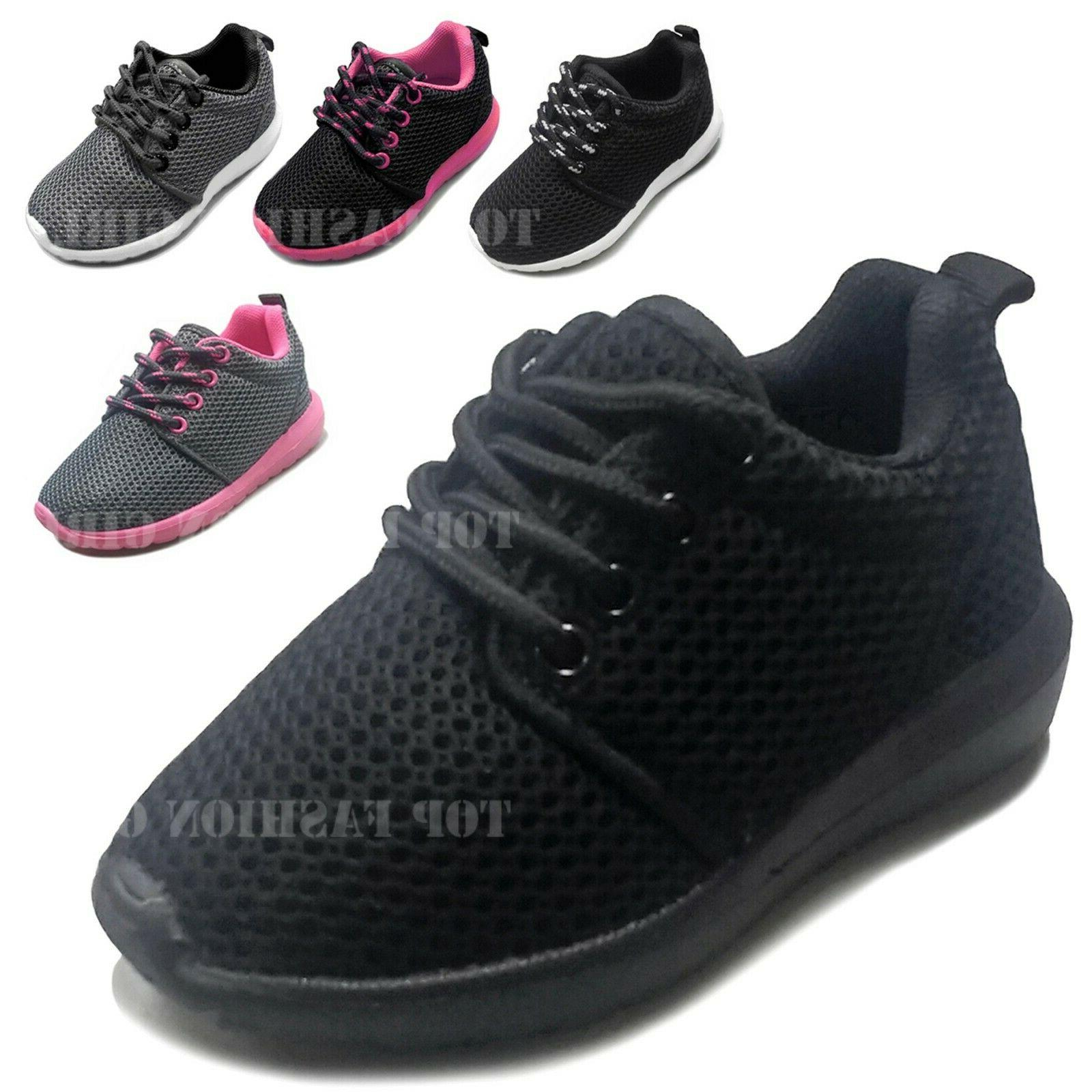 new baby toddler mesh sneaker lace up