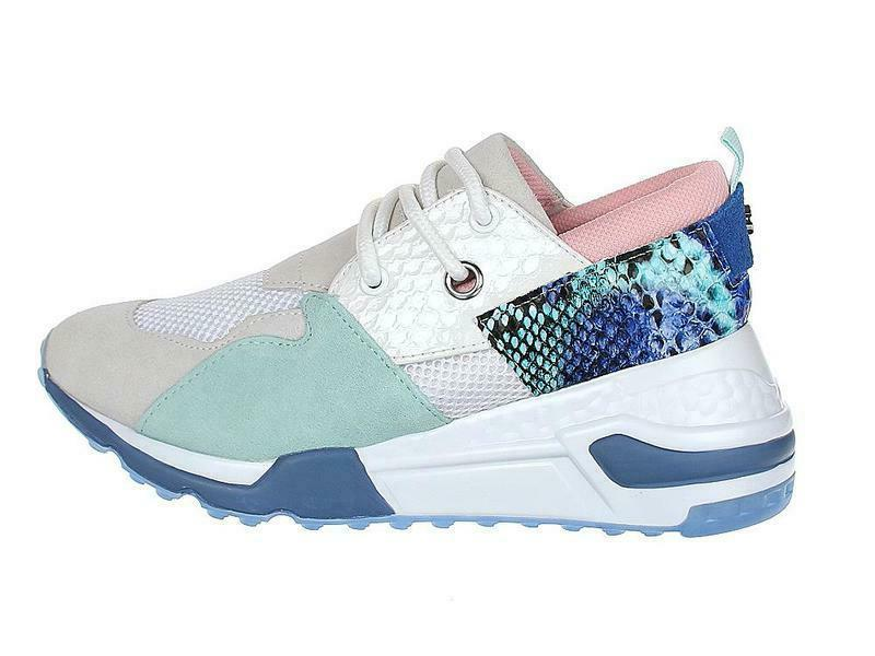 new cliff sneakers mint green size 6