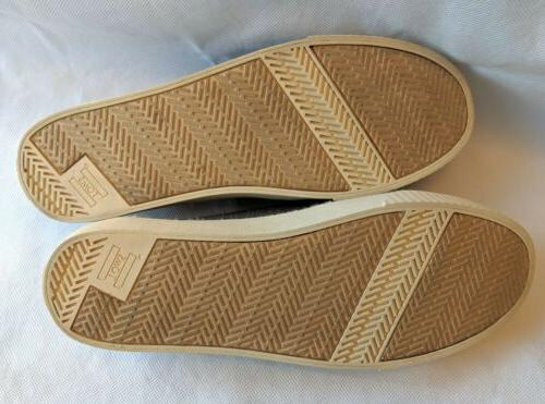 NEW Canvas Slip On Flats 11