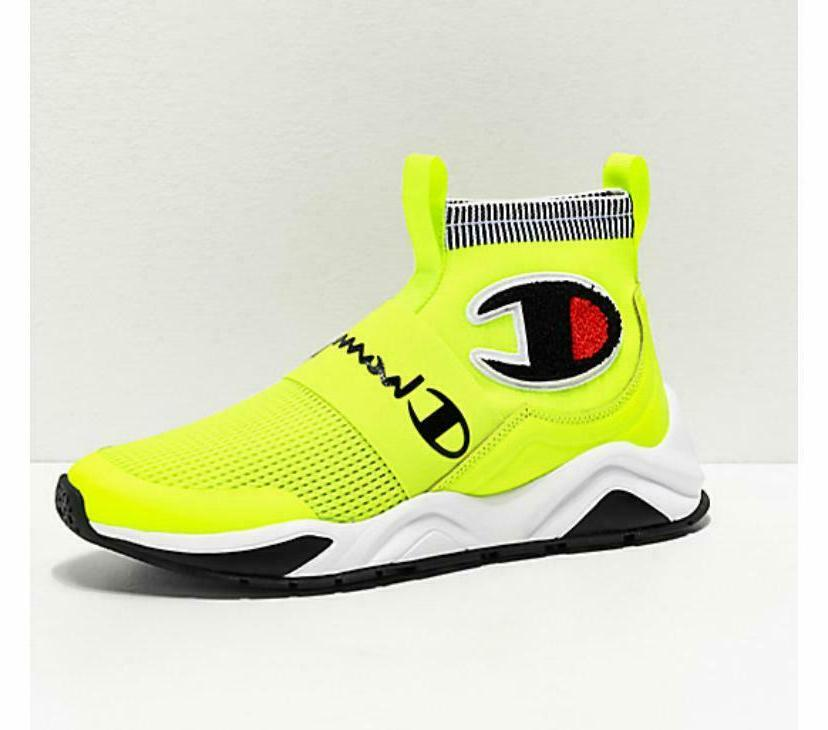 New Pro Pastel Yellow Shoes Sneakers