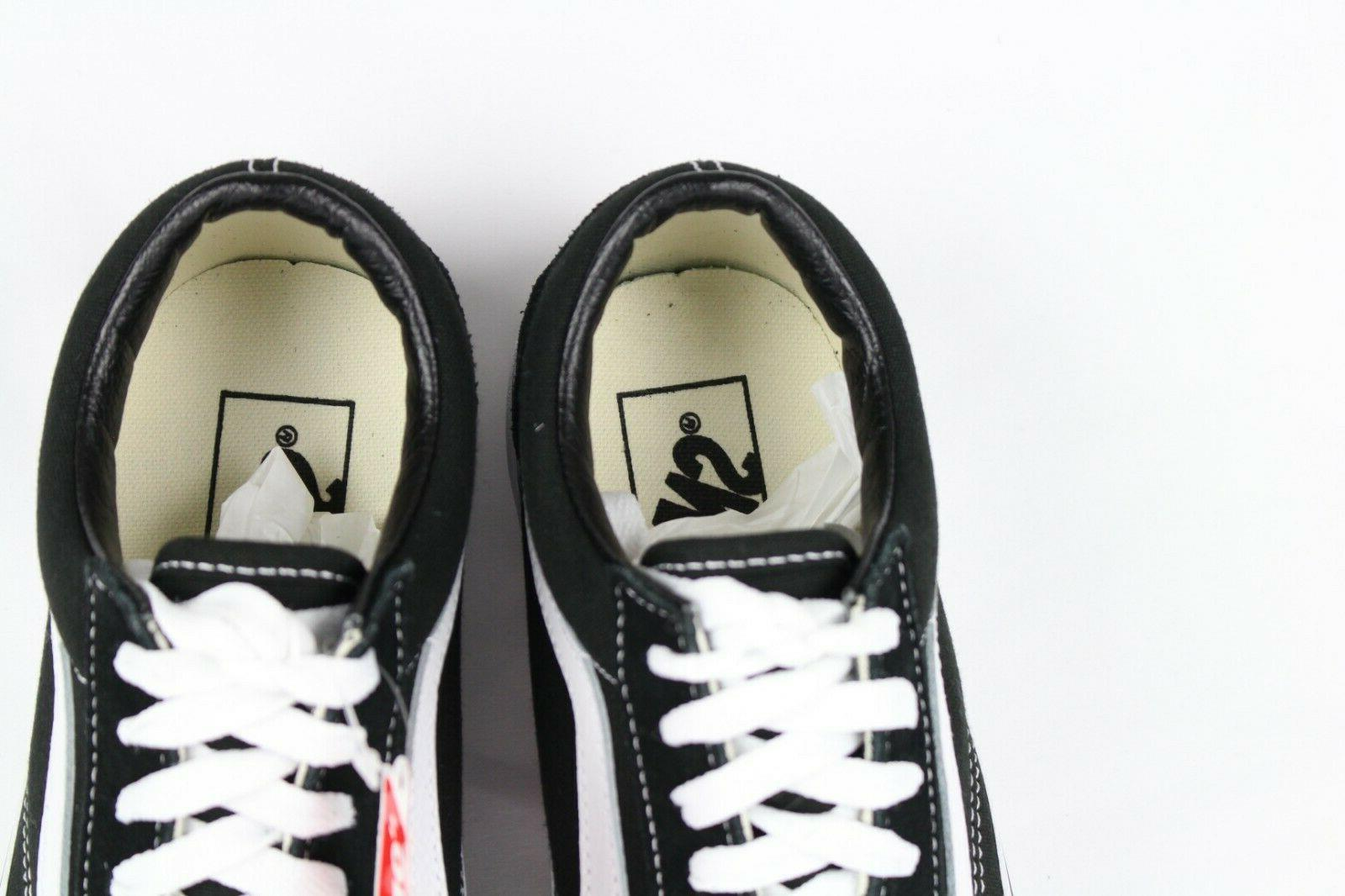 New Vans Old Skateboarding 11.5 Black