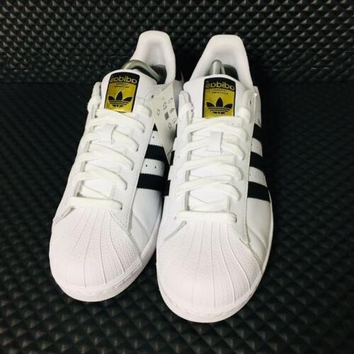 *NEW* Adidas Superstar Men's White Shell Toe