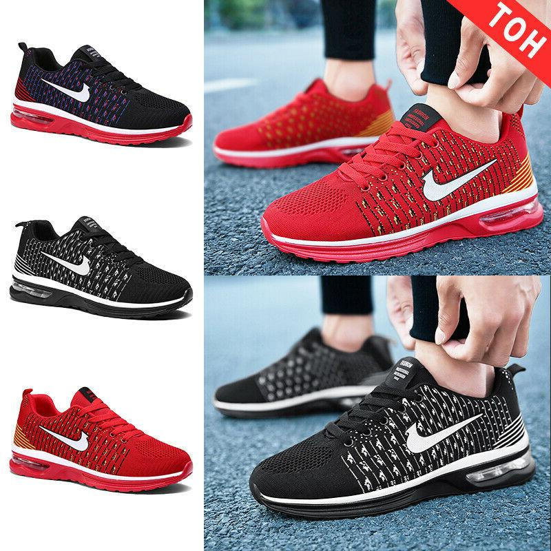 new women s flyknit sneakers casual jogging