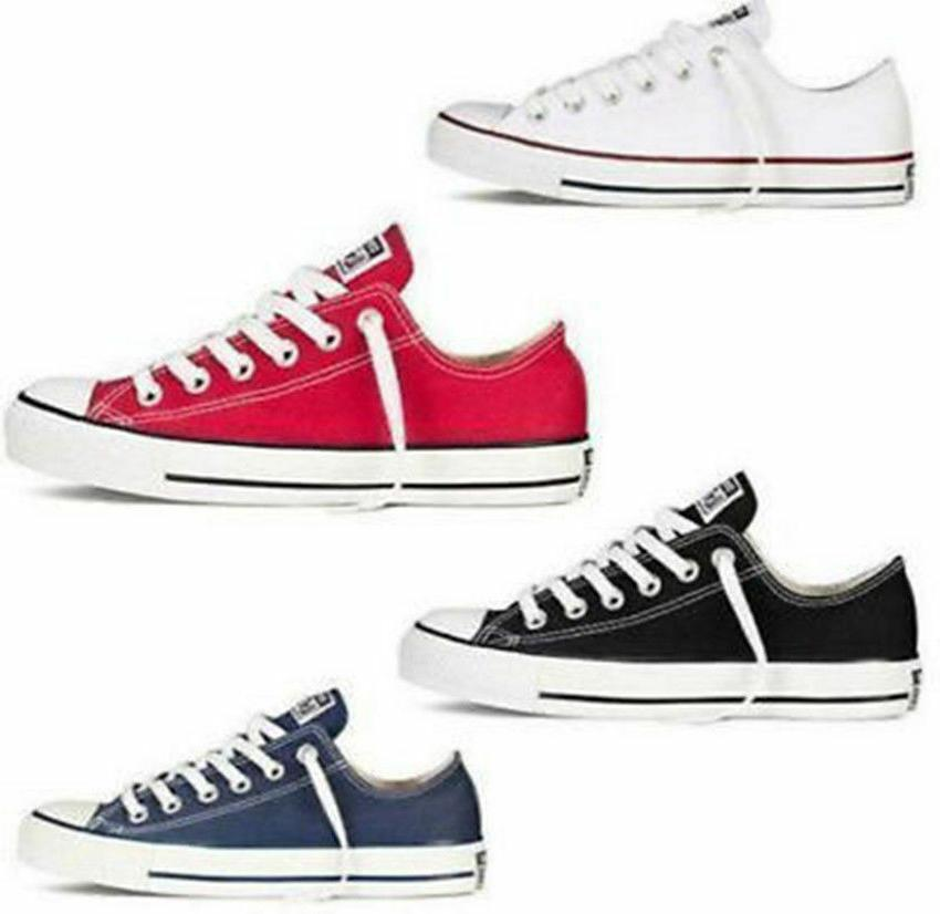 Classic ALL-STARs Womens/Men Chuck Taylor Low-Top shoes casu