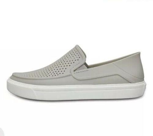 NEW Womens Crocs Citilane Roka Slip On Shoes Sneakers SIZE 1