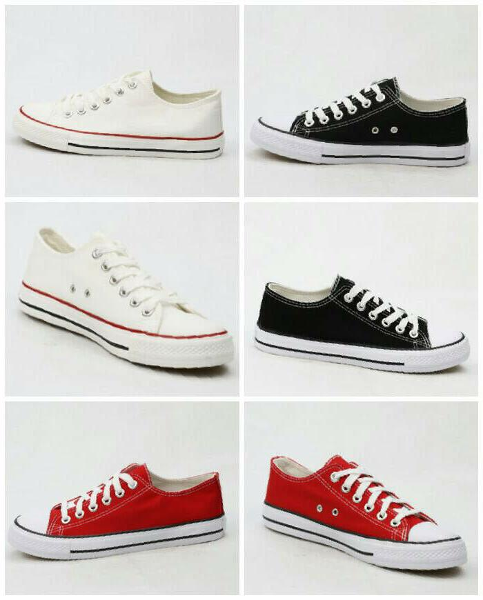 new womens sport shoes low top canvas