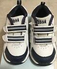 NIB KEDS Boys Navy Blue White Kids Walking Running Sneakers