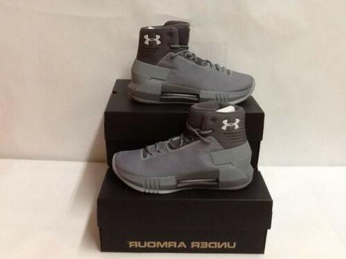 NIB: Under Armour Drive 4 TB Men's Basketball Sneakers - US