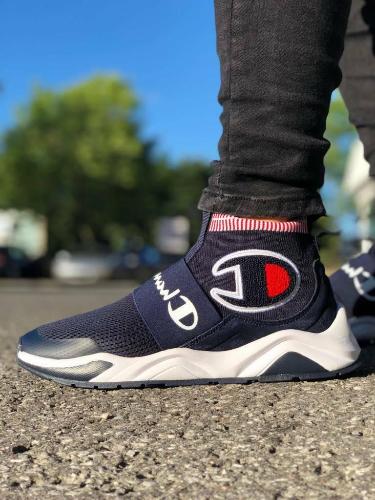 NIB CHAMPION MEN'S RALLY PRO SNEAKERS IN NAVY