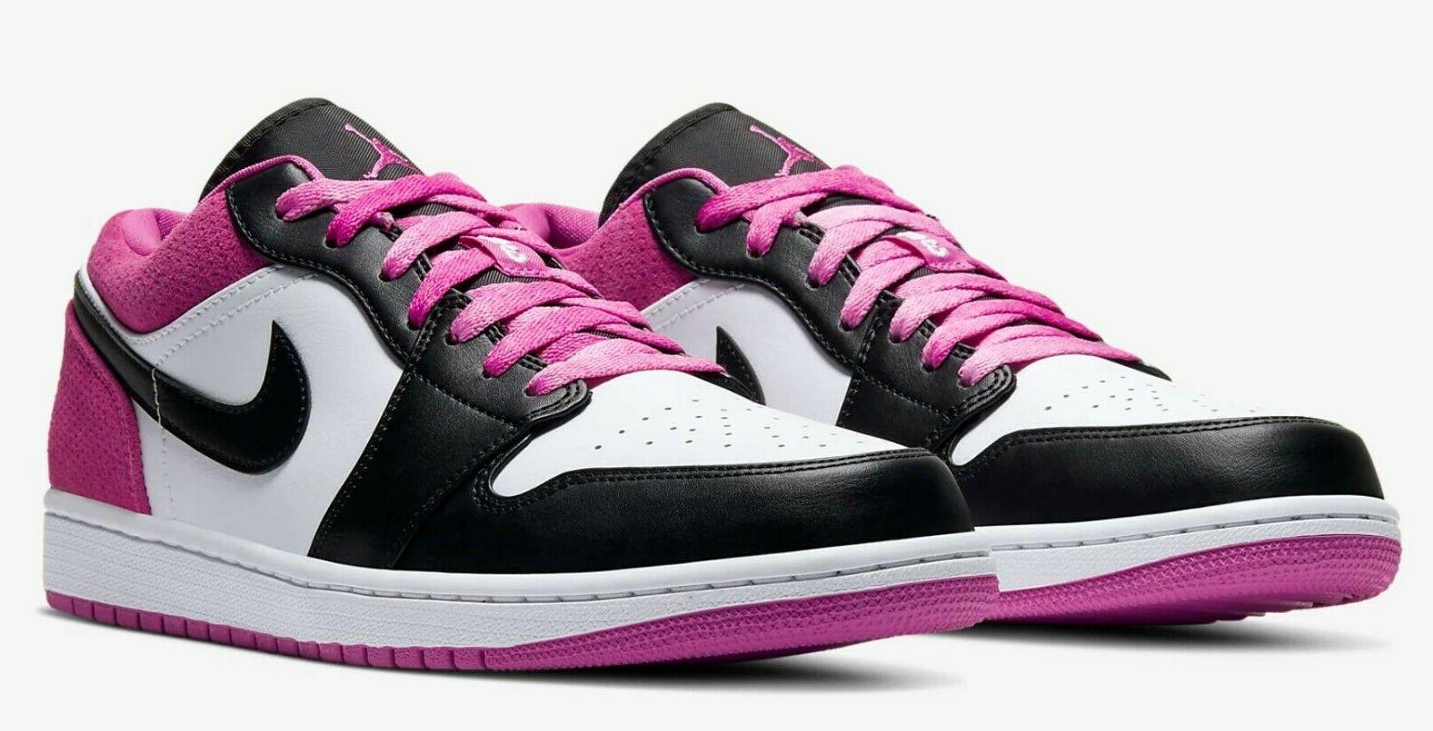 Nike Low Retro Mens Shoes Pink