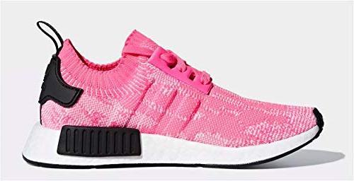 Adidas NMD Primeknit Trainers Solar Pink/Solar Black