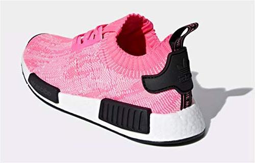 Adidas R1 Primeknit Solar Pink/Solar Black AQ1104 9 D