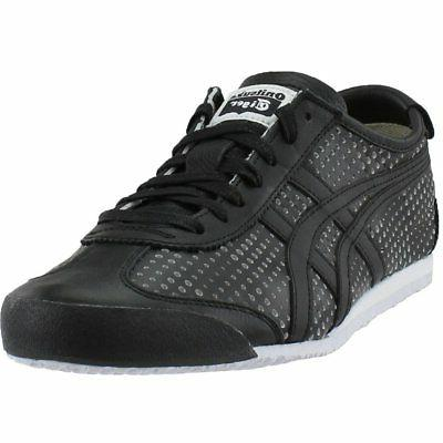 onitsuka tiger mexico 66 sneakers black mens