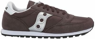 Saucony Originals Lowpro Sneaker Coffee/Silver M