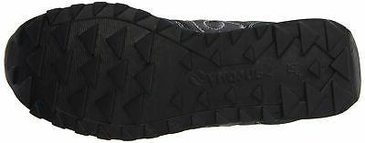 Saucony Originals Original Sneaker,Black/Red,11 M US