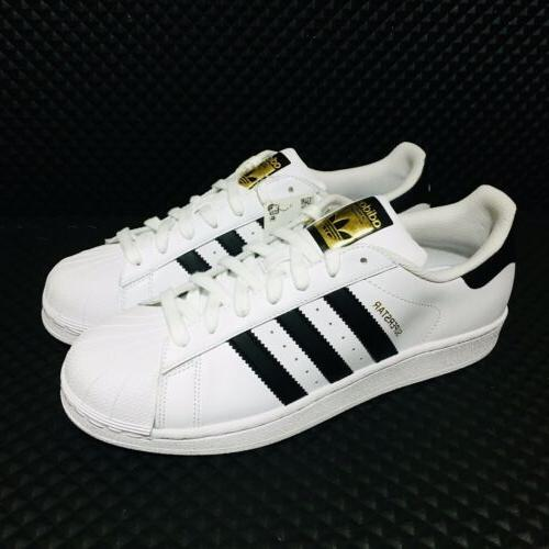🔵 Men's Athletic Sneakers White Shell Shoes