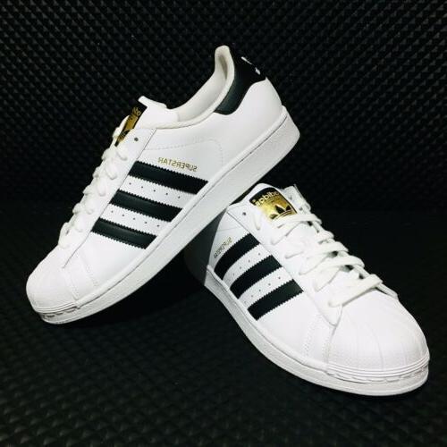 🔵 Adidas Originals Men's Size Athletic White