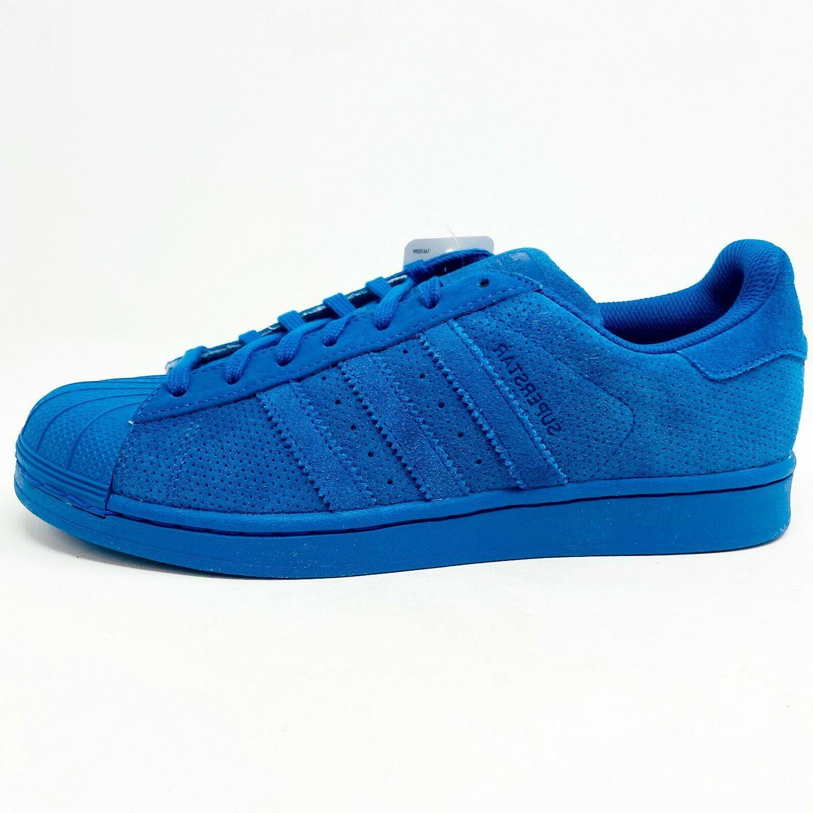 Adidas Superstar Mono Mens Shell Toe