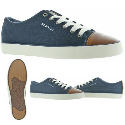 Tommy Hilfiger Parma 2 Men's Canvas Fashion Sneakers Shoes