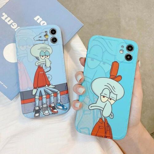 personality cartoon octopus aj sneakers boy phone