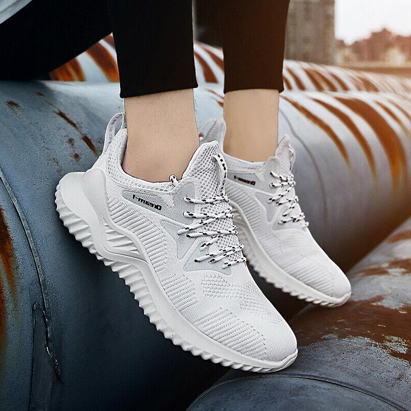 Plus Size Men's Breathable Shoes US