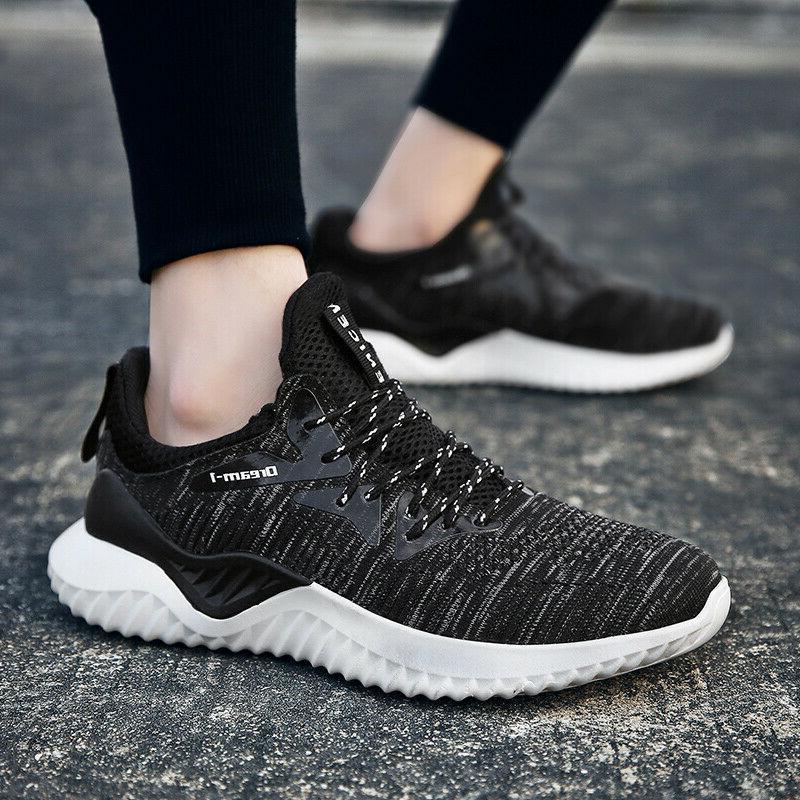 Plus Men's Sneakers Breathable Shoes Up Tennis US