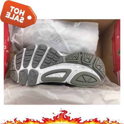 Saucony 2 White WIDE Walking Leather 5.5