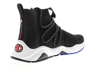 Champion Rally Mid CP100172M Canvas High Top Shoes 11