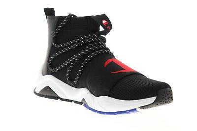 Champion Hype CP100172M Mens Black High Top Sneakers 11