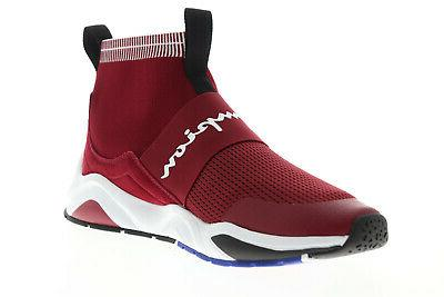 Champion Mens Top Sneakers Shoes