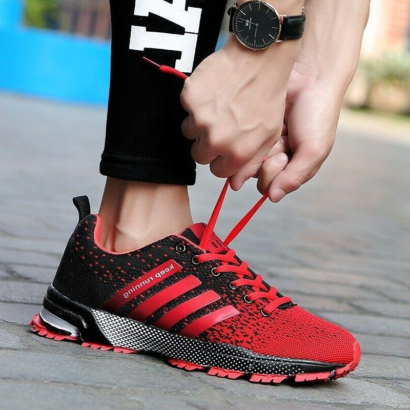 Running Walking Tennis Runner Casual Sneakers Men