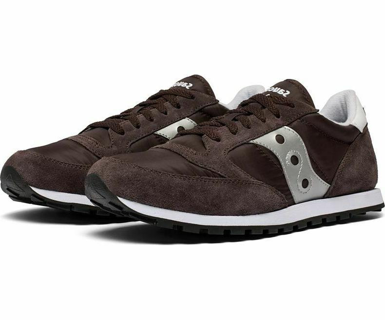 Saucony S2866-267 Low Sneakers - Coffee - US