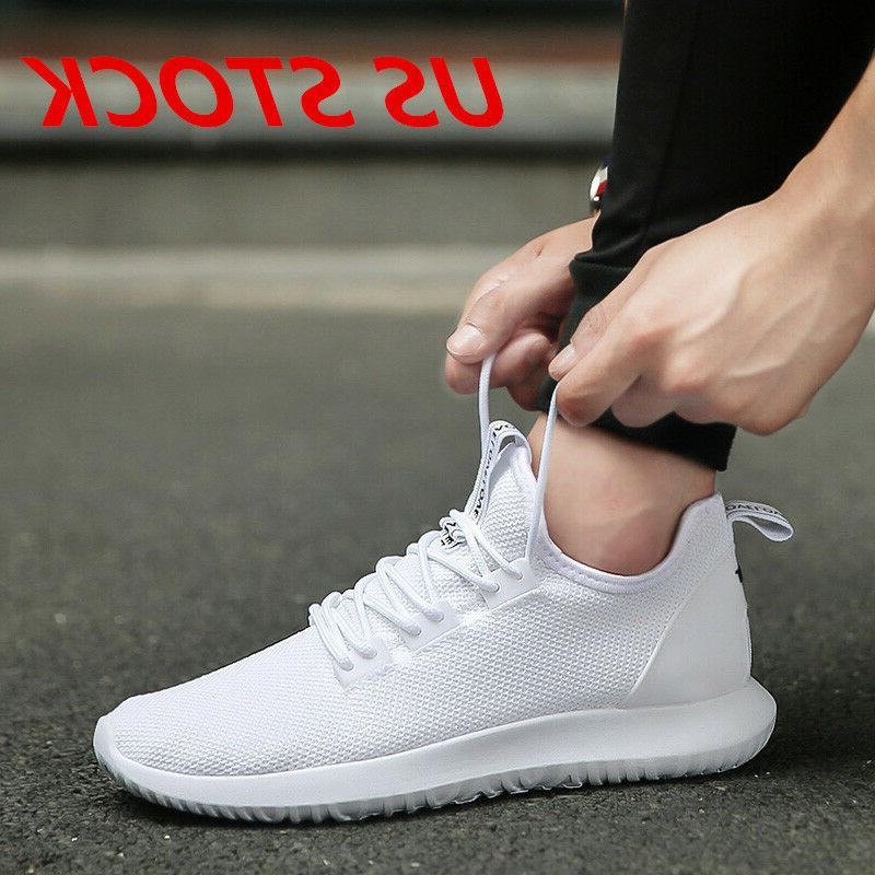 05179257f9605 Size 10.5 Sneakers Mens Shoes Breathable Fitness Gym Comfort