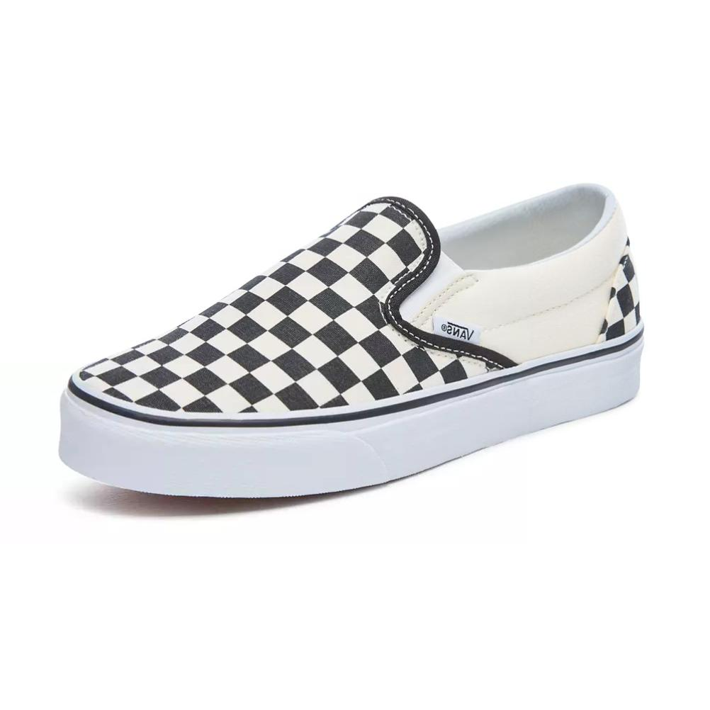 slip on shoes checkerboard womens checker sk8