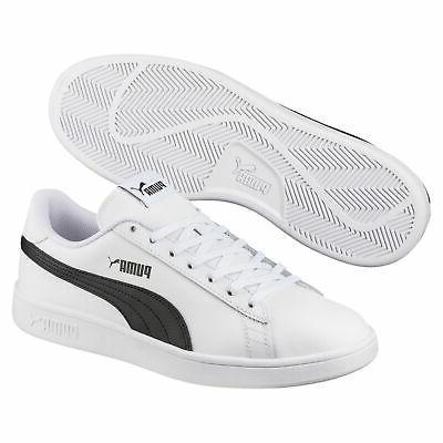 smash v2 leather sneakers men shoe basics