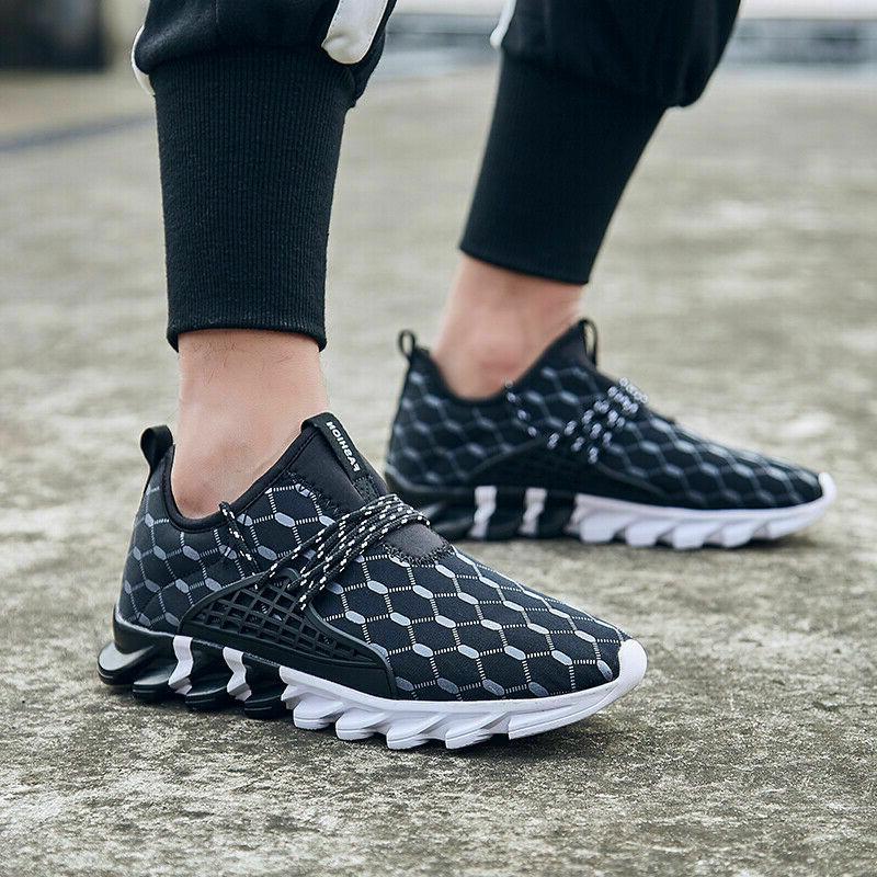 Men's Sneakers Athletic Casual Walking Sports Shoes Eva