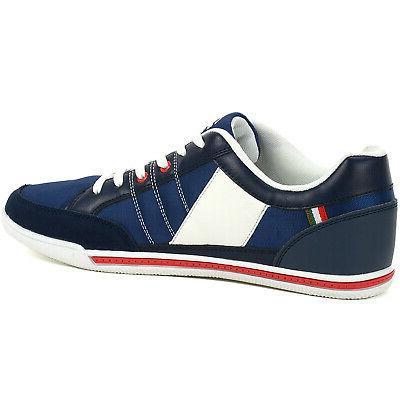 buy popular 080c7 9c9ee Alpine Swiss Stefan Retro Sneakers Tennis Shoes Athletic New