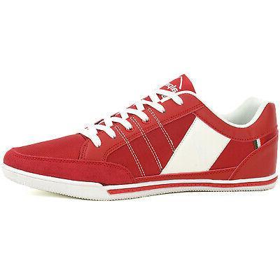 Alpine Swiss Stefan Retro Sneakers Tennis Shoes