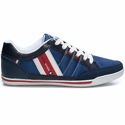 Alpine Swiss Stefan Retro Shoes Casual Athletic New
