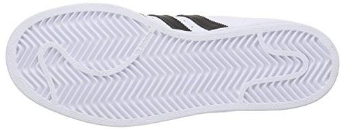 adidas Superstar Casual Sneaker , 4 M US Big