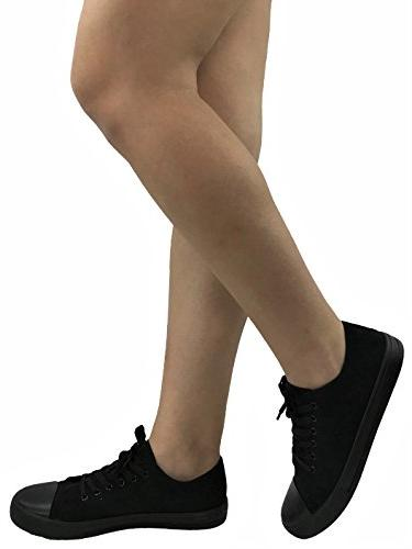 taylor womens canvas lo top sneakers sports