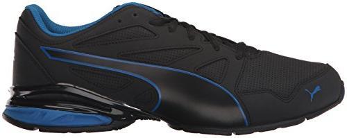 PUMA Men's SL Black-Lapis Blue,11.5 US